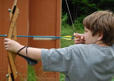 boy-archery