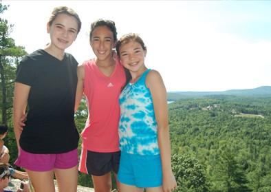 girls-hiking