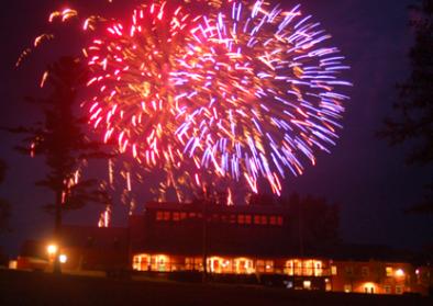 Fireworks-Color-War