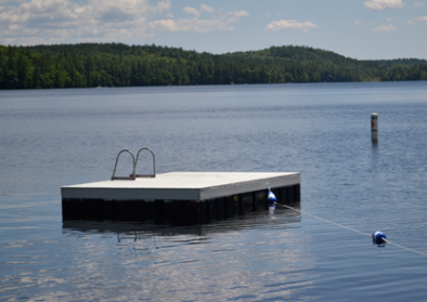 Floating-Dock